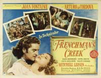 Frenchman's Creek - 11 x 14 Movie Poster - Style A