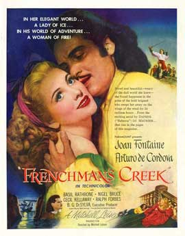 Frenchman's Creek - 11 x 17 Movie Poster - Style A