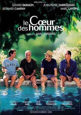 Frenchmen - 11 x 17 Movie Poster - French Style A