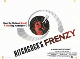 Frenzy - 27 x 40 Movie Poster - Style B