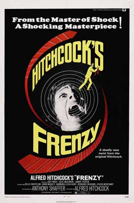 Frenzy - 27 x 40 Movie Poster - Style F