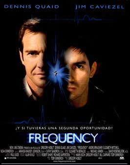 Frequency - 27 x 40 Movie Poster - Spanish Style A