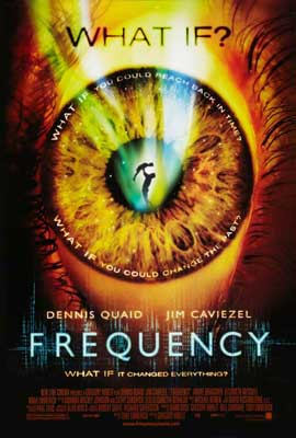 Frequency - 11 x 17 Movie Poster - Style F