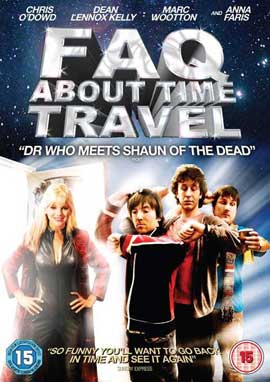 Frequently Asked Questions About Time Travel - 27 x 40 Movie Poster - UK Style A