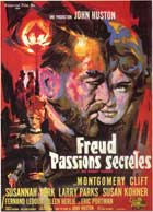 Freud - 27 x 40 Movie Poster - French Style A