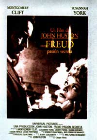 Freud - 27 x 40 Movie Poster - Spanish Style A