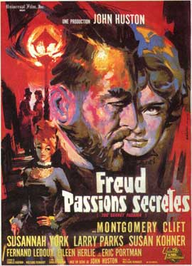Freud - 11 x 17 Movie Poster - French Style A