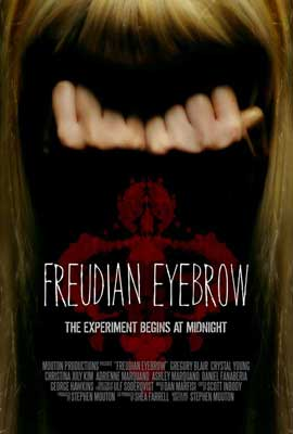 Freudian Eyebrow - 27 x 40 Movie Poster - Style A
