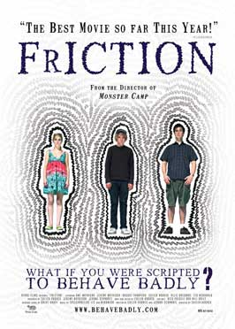 Friction - 11 x 17 Movie Poster - Style A