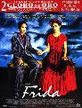 Frida - 11 x 17 Movie Poster - Spanish Style A