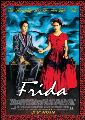 Frida - 11 x 17 Movie Poster - Danish Style A