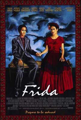 Frida - 11 x 17 Movie Poster - Style B
