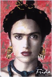 Frida - 11 x 17 Movie Poster - Style C