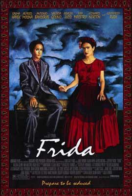 Frida - 27 x 40 Movie Poster - Style B