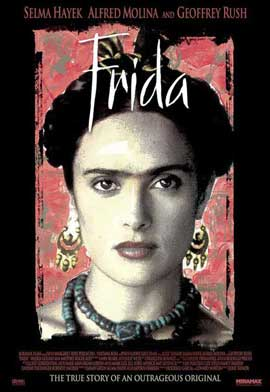 Frida - 11 x 17 Movie Poster - Style E