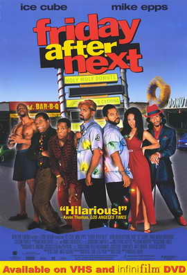 Friday After Next - 11 x 17 Movie Poster - Style A