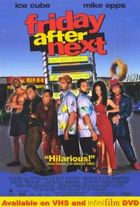 Friday After Next - 27 x 40 Movie Poster - Style A