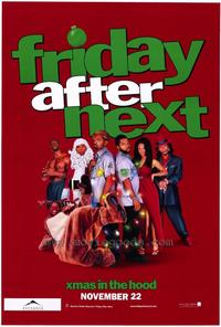 Friday After Next - 27 x 40 Movie Poster - Style B