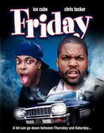 Friday - 11 x 14 Movie Poster - Style A