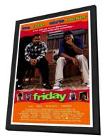 Friday - 27 x 40 Movie Poster - Style A - in Deluxe Wood Frame