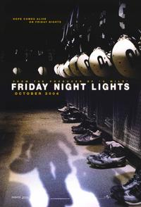 Friday Night Lights - 11 x 17 Movie Poster - Style A
