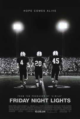 Friday Night Lights - 11 x 17 Movie Poster - Style B