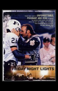 Friday Night Lights - 11 x 17 Movie Poster - Style C