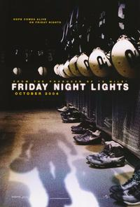 Friday Night Lights - 27 x 40 Movie Poster - Style A