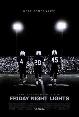 Friday Night Lights - 27 x 40 Movie Poster - Style B