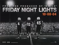 Friday Night Lights - 11 x 17 Movie Poster - Style D