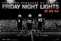 Friday Night Lights - 27 x 40 Movie Poster - Style C