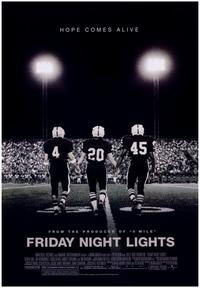 Friday Night Lights - 43 x 62 Movie Poster - Bus Shelter Style A