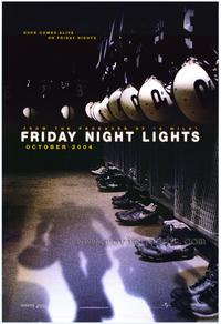 Friday Night Lights - 43 x 62 Movie Poster - Bus Shelter Style B