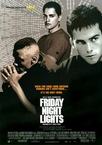 Friday Night Lights - 11 x 17 Movie Poster - Style E