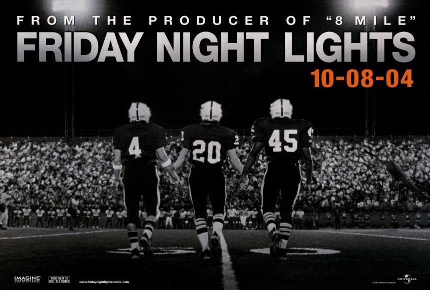 friday night lights movie essays