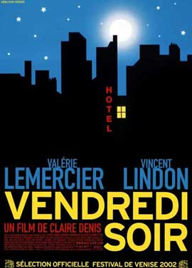 Friday Night - 11 x 17 Movie Poster - French Style A