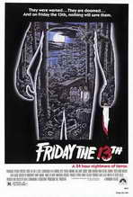Friday the 13th - 27 x 40 Movie Poster - Style A