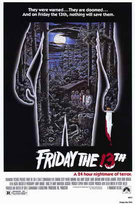 Friday the 13th - 11 x 17 Movie Poster - Style A