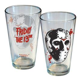 Friday the 13th - Friday 13th Jason Hockey Mask Pint Glass