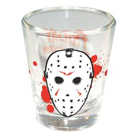 Friday the 13th - Friday the 13th Jason Hockey Mask Shot Glass