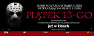 Friday the 13th - 20 x 50 Movie Poster - Polish Style A