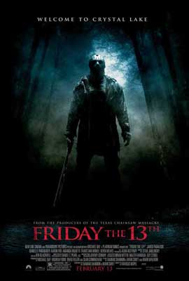 Friday the 13th - 27 x 40 Movie Poster - Style B