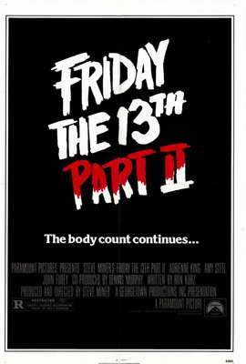 Friday the 13th, Part 2 - 27 x 40 Movie Poster - Style A