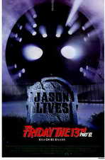 Friday the 13th, Part 6: Jason Lives - 11 x 17 Movie Poster - Style A
