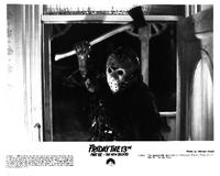 Friday the 13th, Part 7: The New Blood - 8 x 10 B&W Photo #1