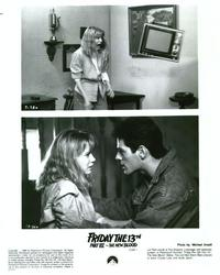 Friday the 13th, Part 7: The New Blood - 8 x 10 B&W Photo #2