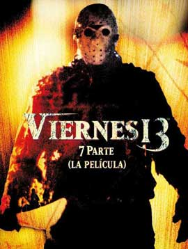 Friday the 13th, Part 7: The New Blood - 27 x 40 Movie Poster - Spanish Style A