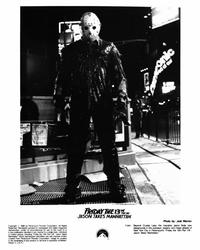 Friday the 13th, Part 8: Jason Takes Manhattan - 8 x 10 B&W Photo #1