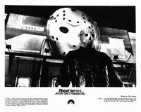 Friday the 13th, Part 8: Jason Takes Manhattan - 8 x 10 B&W Photo #2