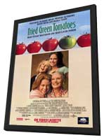 Fried Green Tomatoes - 11 x 17 Movie Poster - Style B - in Deluxe Wood Frame